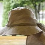 kayoさんの帽子